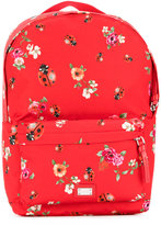Dolce & Gabbana floral print backpack - kids - Calf Leather/Polyester - One Size