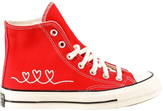 Converse Valentine's Day Chuck 70 High-Top Sneakers