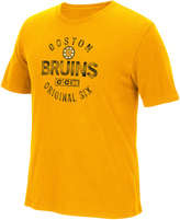Reebok NHL Boston Bruins Brushed Tee