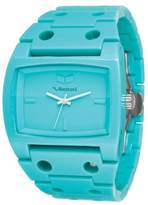 "Vestal Women's DESP030 ""Destroyer"" Plastic Seafoam Watch"