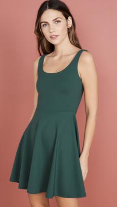 Susana Monaco Flared Tank Dress