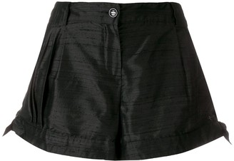 Giorgio Armani Pre Owned Tied Sides Shorts