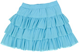 E-Land Kids Aqua Tiered Skirt - Toddler & Girls