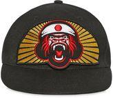 DSQUARED2 Gorilla Patch Canvas Baseball Hat