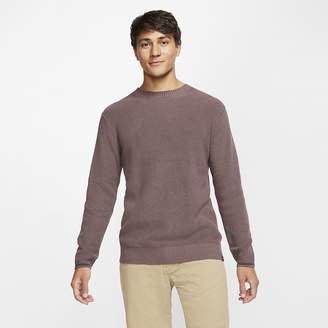 Nike Men's Sweater Hurley Rogers Solid