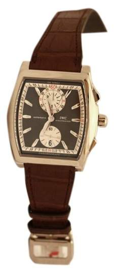 IWC Da Vinci Automatic Chronograph 43mm Men Watch