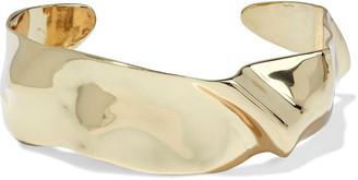 Cornelia Webb Gold-plated Cuff