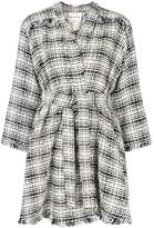 Sonia Rykiel designer tweed coat