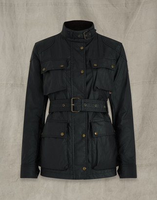 Belstaff TRIALMASTER JACKET Black UK 4 /
