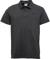 Weird Fish Mens Andre Polo Washed Black