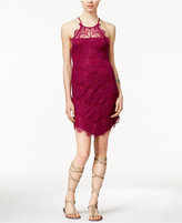Free People She's Got It Lace-Trim Dress