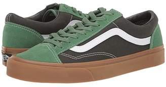 Vans Style 36 ((Retro Sport) Caribbean Sea/True White) Shoes