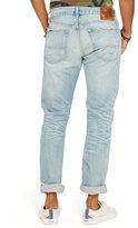Ralph Lauren Slim Shredded Granite Jean