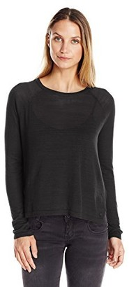 Bench Women's Base Multi Fabric Sweater