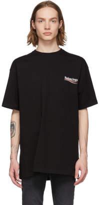 Balenciaga Black Campaign T-Shirt