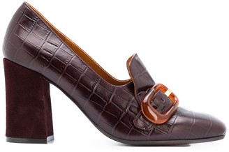 Chie Mihara Raidis loafer pumps