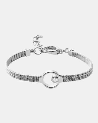 Skagen Elin Silver-Tone Bracelet