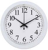 "Room Essentials 8"" Round Wall Clock White"