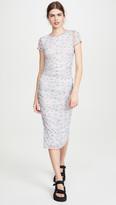 Sandy Liang Cubes Dress