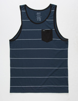 RVCA Change Up Mens Pocket Tank