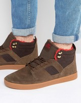 Supra Bandit Suede Mid Trainers