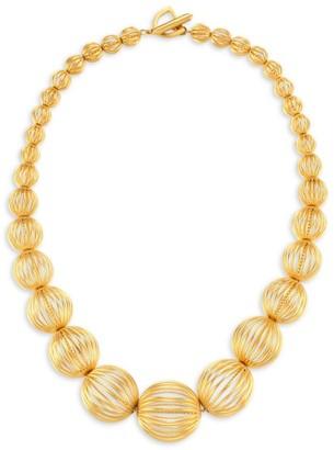 Dean Davidson Savannah Bead Collar Necklace