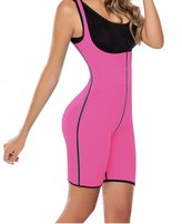 SEXYWG Women Neoprene Waist Trainer Body Shaper Cincher Bodysuit