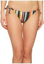 Paul Smith Artist Stripe Skinny Tie Brief Women's Swimwear