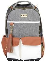 Infant Itzy Ritzy Diaper Bag Backpack - Black