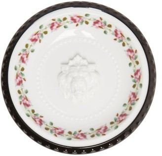 Gucci Lion Head Porcelain Tray - White Multi