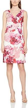 More & More Women's 71243080 Sleeveless Dress - Multicolour - 12