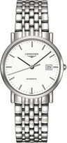 Longines L4.809.4.12.6 Elegant collection stainless steel watch