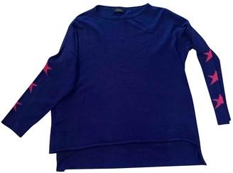 Luella Blue Cashmere Knitwear