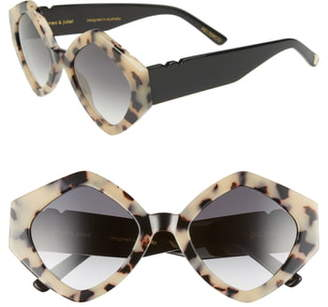 Pared Eyewear Romeo & Juliet 52mm Sunglasses
