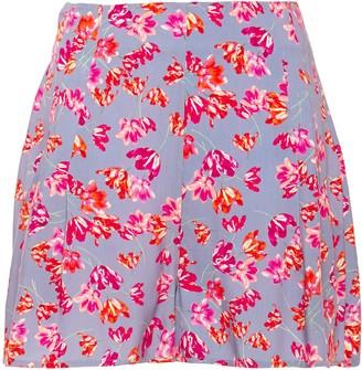 Hofmann Copenhagen Floral-print Woven Shorts