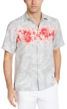 Tommy Bahama Men's Hibiscus Row Graphic Shirt