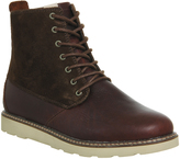 Pointer Caine Lace Up Boots