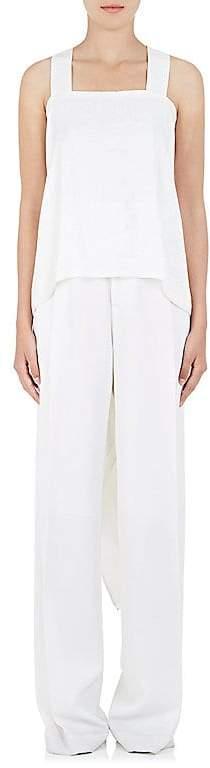 Givenchy Women's Jacquard Asymmetric-Hem Top