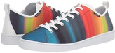 Paul Smith Miyata Bright Horizon Stripe Sneaker (Bright Stripe) Men's Shoes