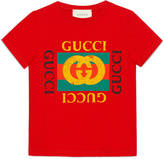 Gucci Children's cotton t-shirt with print