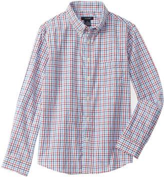 E-Land Kids E Land Plaid Woven Shirt