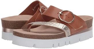 Mephisto Vik (Black Graphic/Sandal Nylon) Women's Sandals