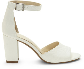 Jessica Simpson Women's Sherron In Color: White Shoes Size 5 Leather From Sole Society