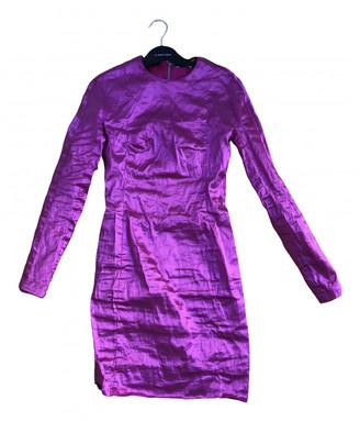 Carven Pink Dress for Women