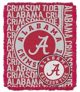 "NCAA Alabama Jacquard Throw - Multi-Colored (48""x60"")"