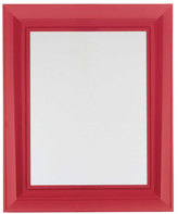 Kartell François Ghost Mirror Small Red
