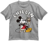 "Disney Disney's Mickey Mouse Boys 4-7 ""Chillin'"" Tee"