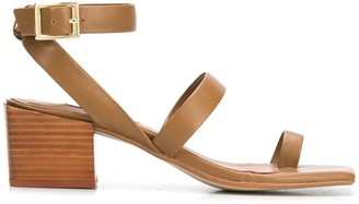 Senso Kody block heel sandals