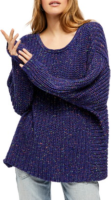 Free People Neon Lights Sweater