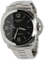 Panerai Luminor PAM329 GMT Bracelet Watch